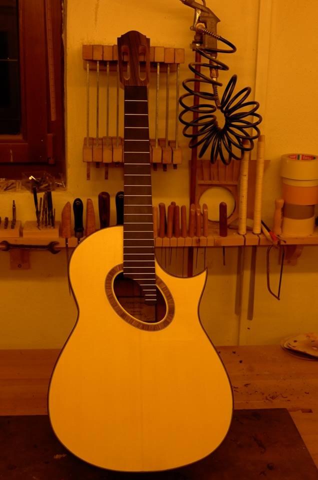 Gitarre George