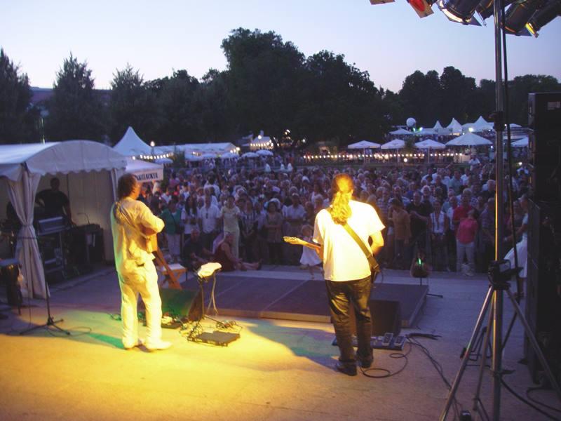 Sommerfest Stuttgart 2015